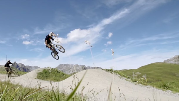 Livigno anteprima video bike