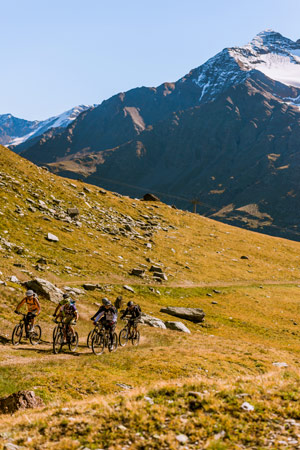 Livigno Flow trails