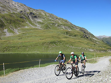 Livigno Bike Tours Giro di Cancano (XC - AM)