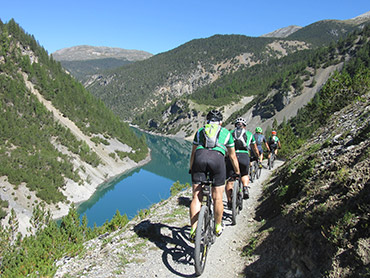 Livigno Bike Tours Giro di Cancano + Valle del Gallo e Val Mora (XC - AM)