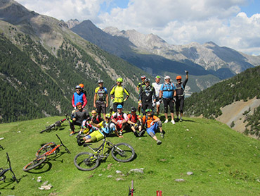 Livigno Bike Tours Buffalora + Valle del Gallo (AM)