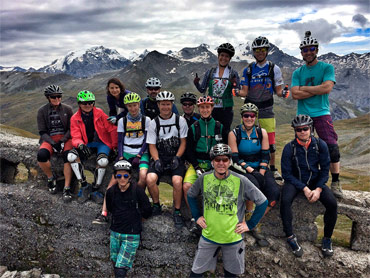 Livigno Bike Tours From Stelvio Pass to Livigno, through the World War One trenches (AM-EN)
