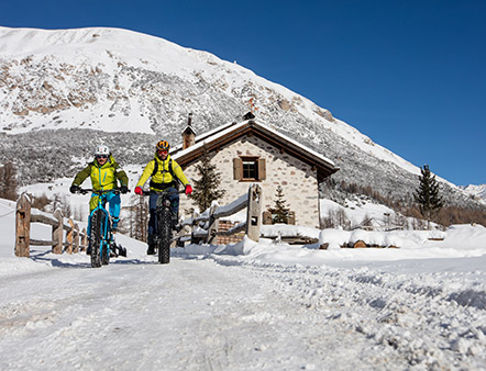 Livigno FAT BIKE CROSS COUNTRY TOUR