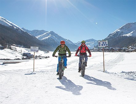 Livigno FAT BIKE EASY TOUR