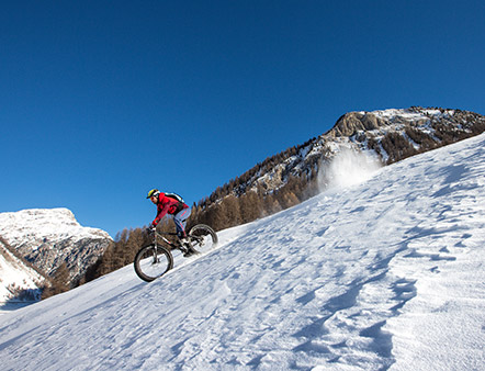 Livigno FAT BIKE ENDURO TOUR  (ONLY ON REQUEST)