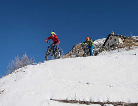 Livigno FAT BIKE FREERIDE TOUR