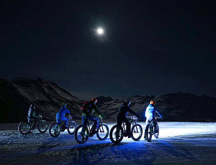 Livigno FAT BIKE NIGHT RIDE