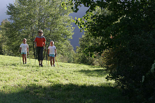 Livigno nordic walking